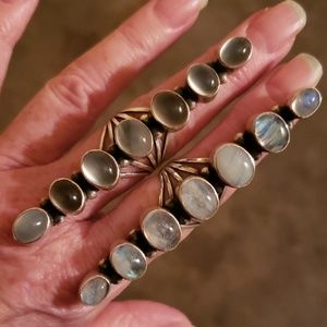 Jewelry - Moonstone Sterling Silver Ring